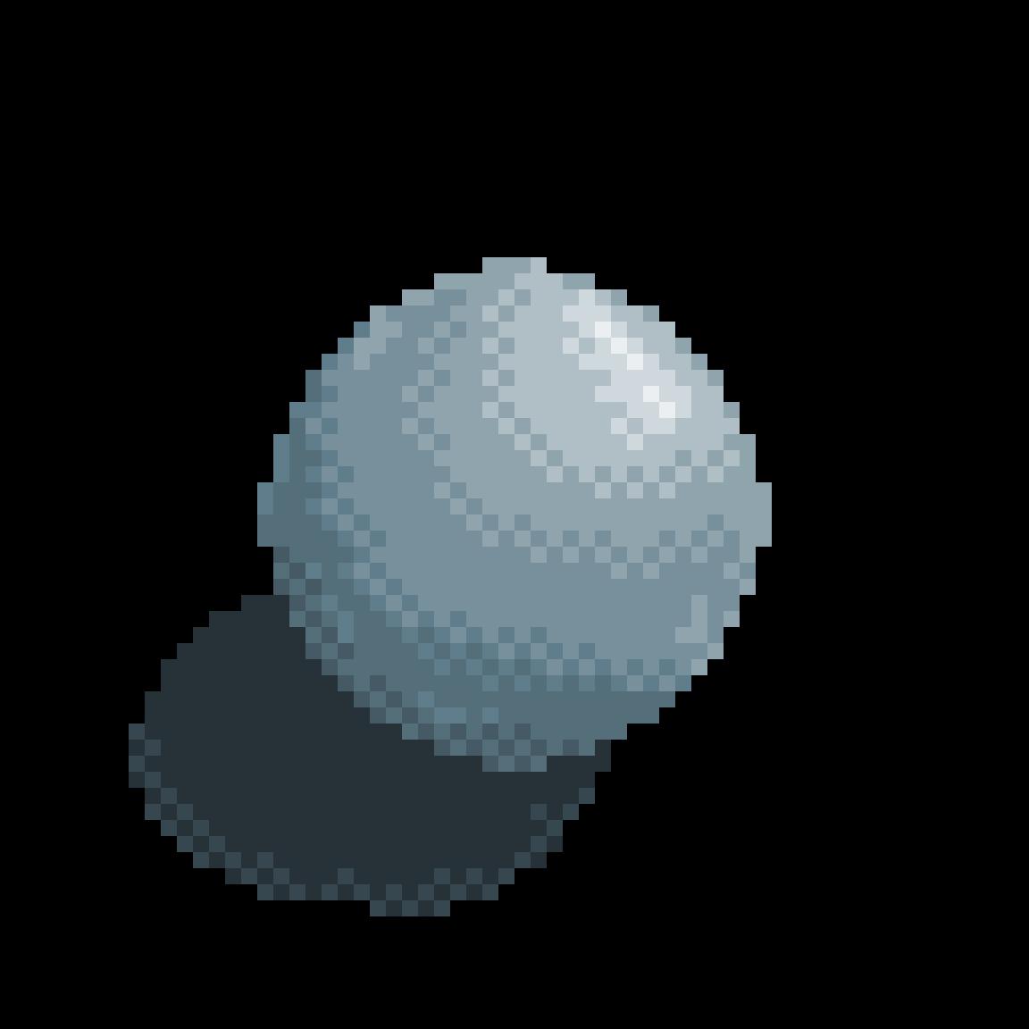 Metal Ball by MR-FIREY