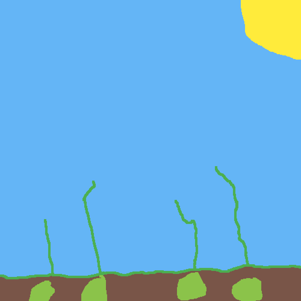 This is grass by drawing-deviant