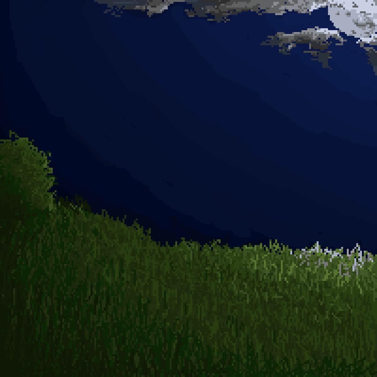 Moon by longbird