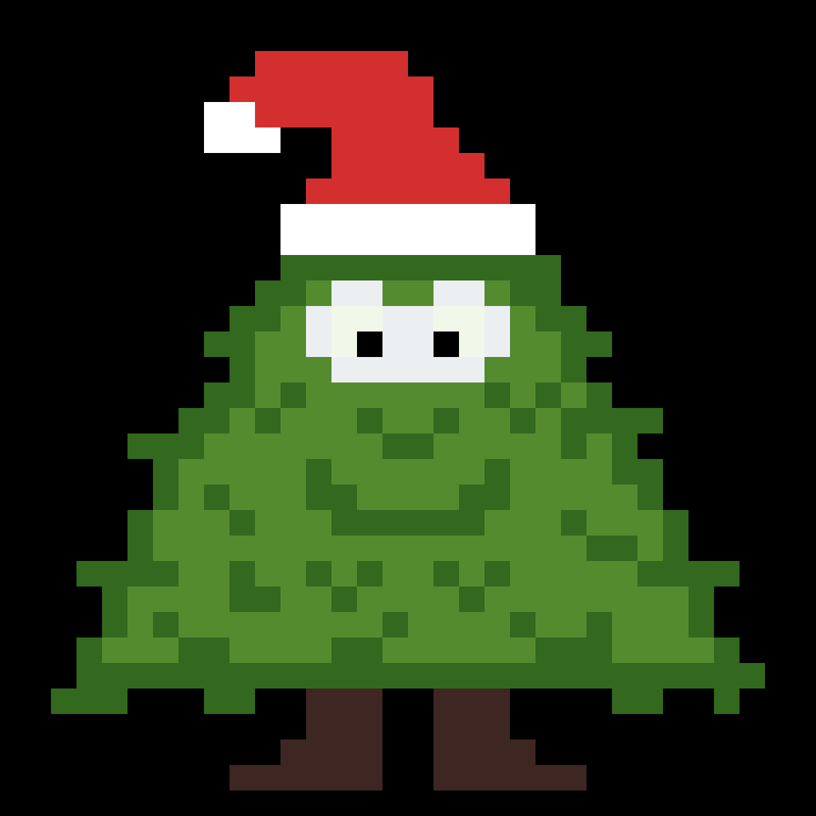 main-image-Mr. XMas Tree  by katachi