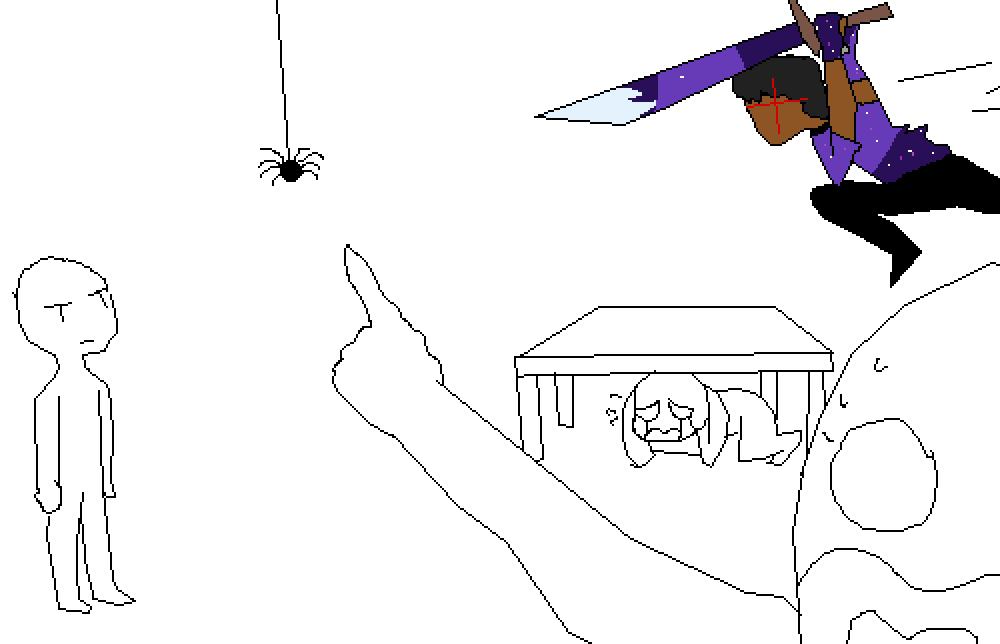 KILL DA SPIDEY!!! by SupaStaryBoy