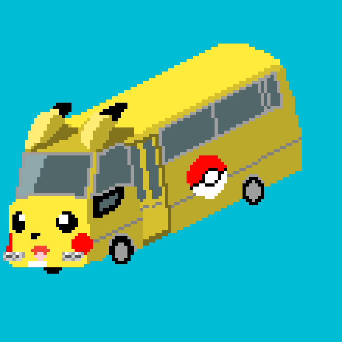 Pika Bus by Fraccium