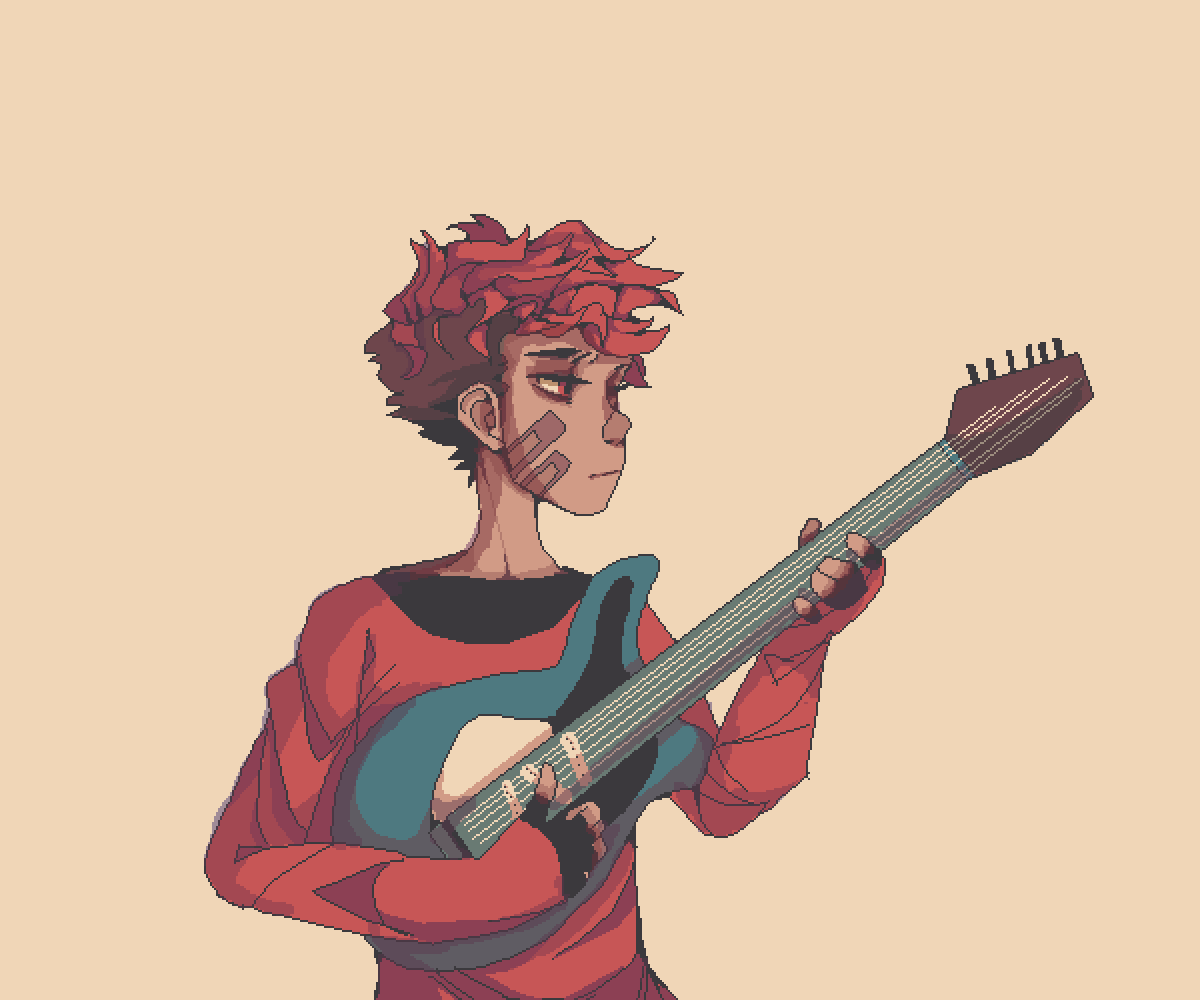 Boy in a Band by GloriousGraphix