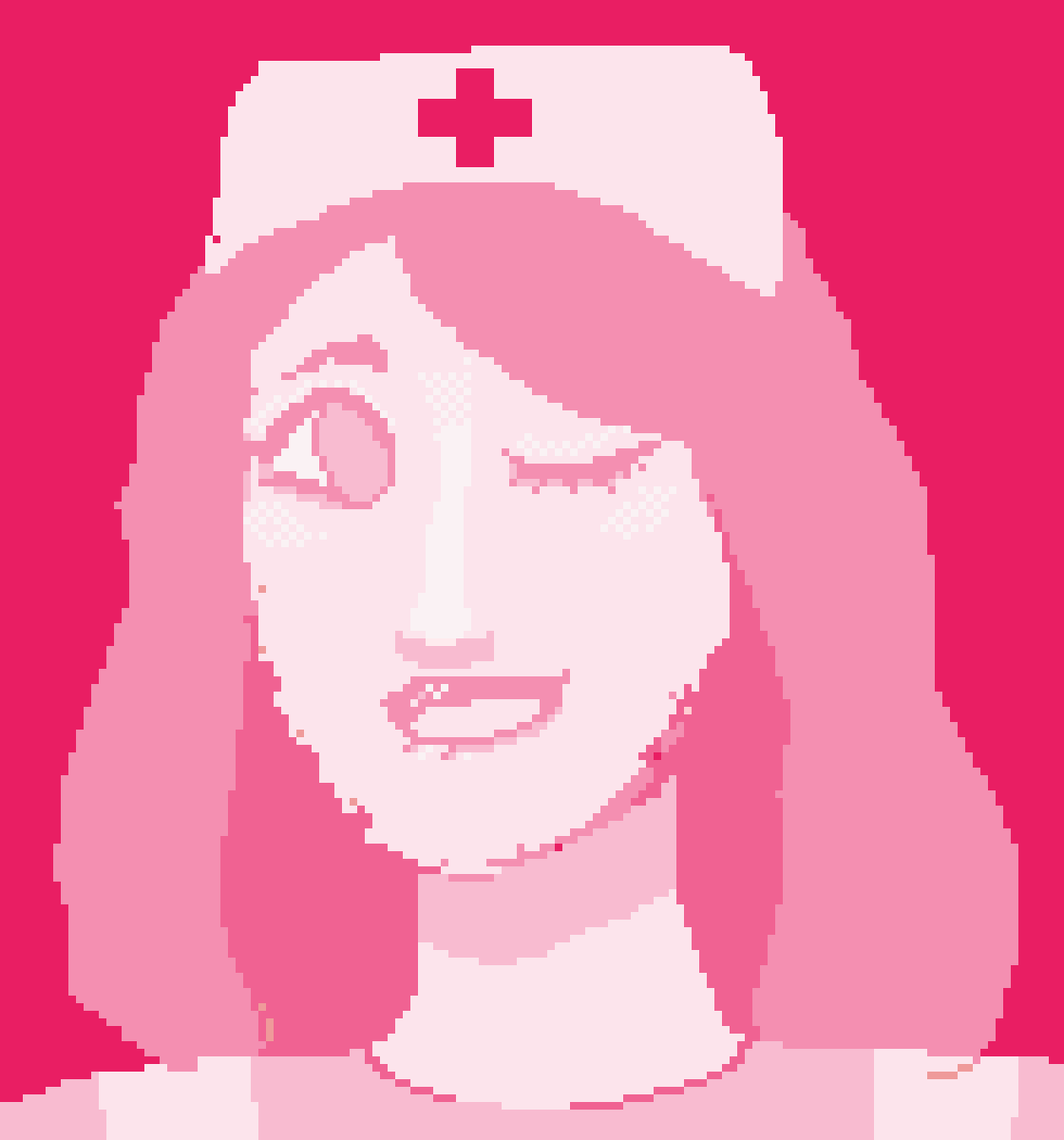 Nurse by I-have-no-idea