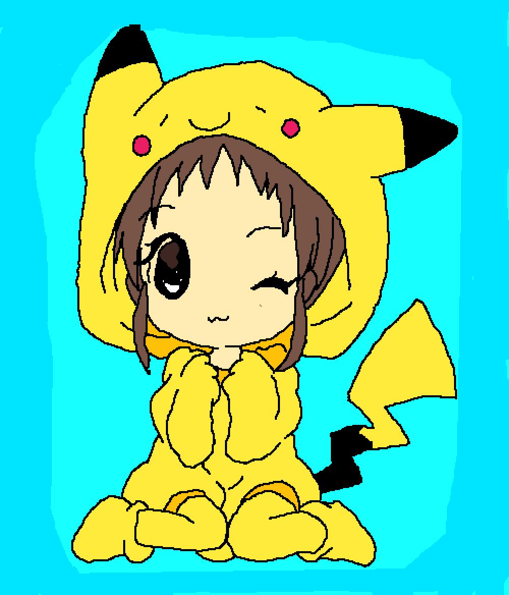 Anime Girl by CookieNomNom