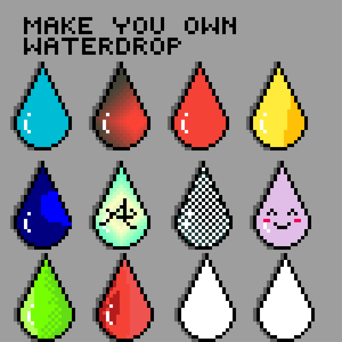 New Raindrop to the pack! by Gilbertson