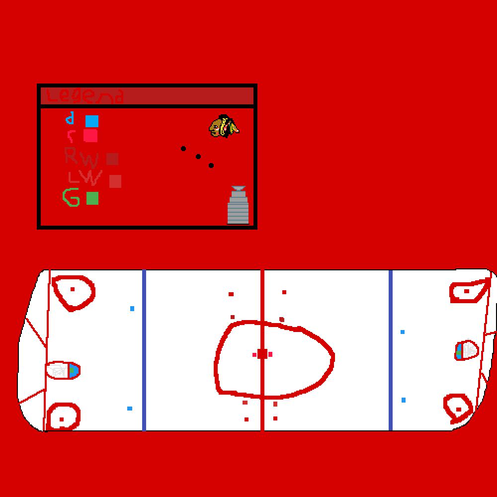 Hockey rink and..