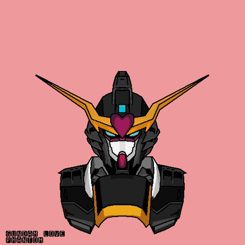 main-image-Gundam Love Phantom  by Kielko