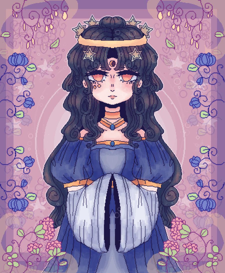 Tarot Card III: Empress
