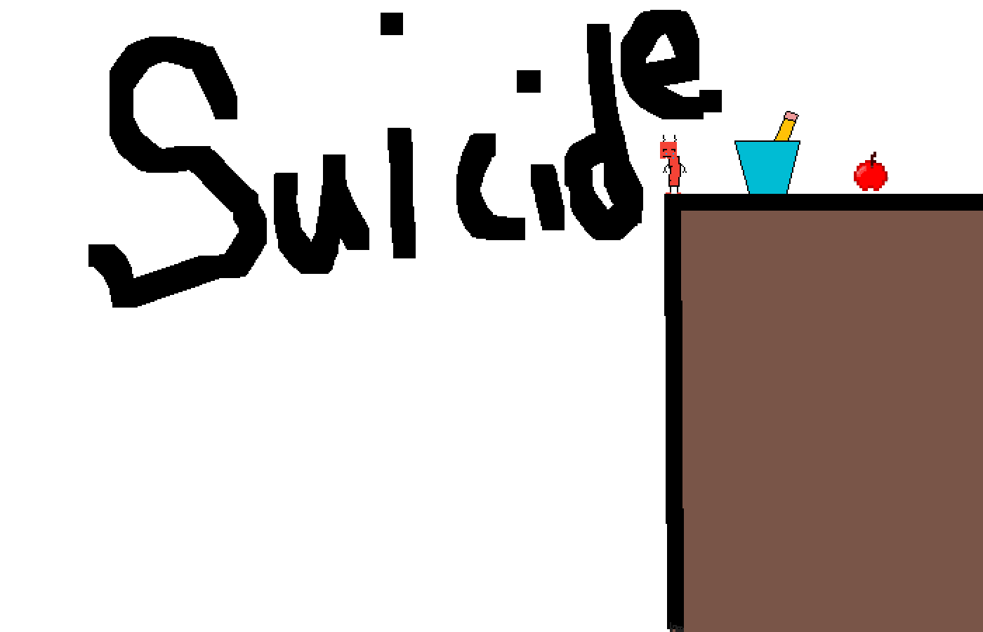 ant suicide by poter