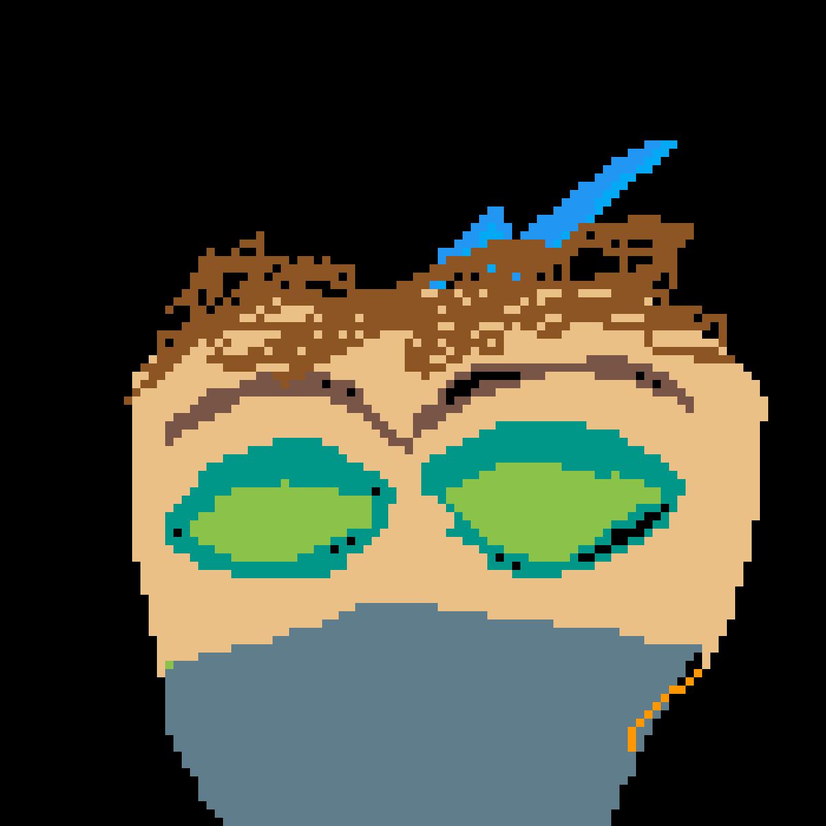 my new avatar by vovchik