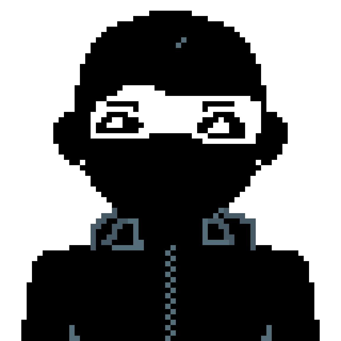 Hacker by Lolstepper