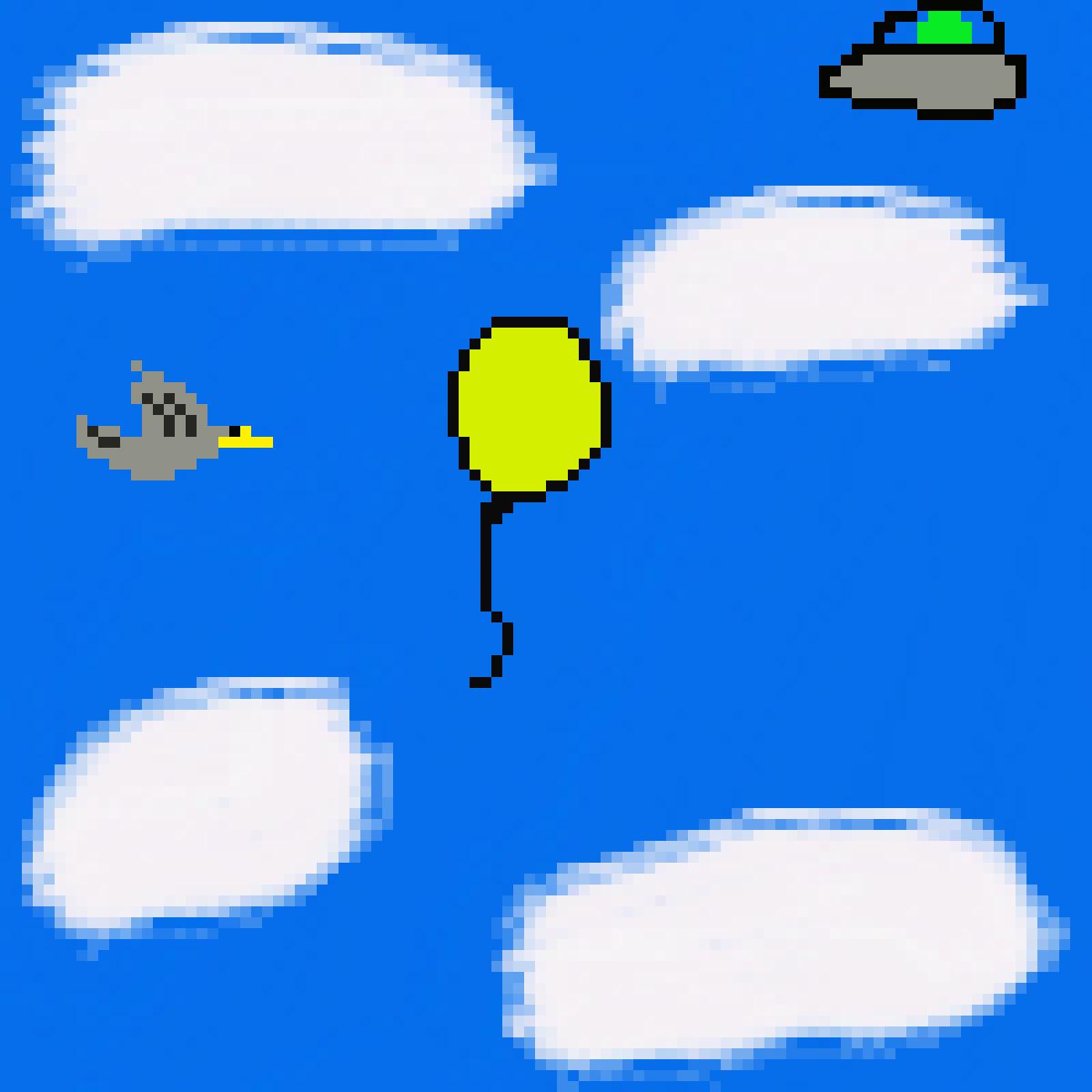 Balloon by DragonShawdon