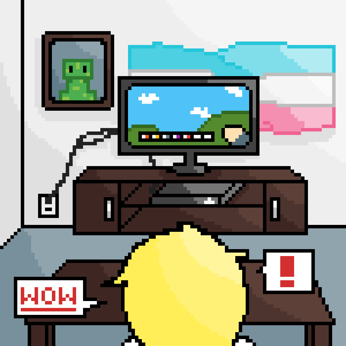 Gameverse by LittlestDudes