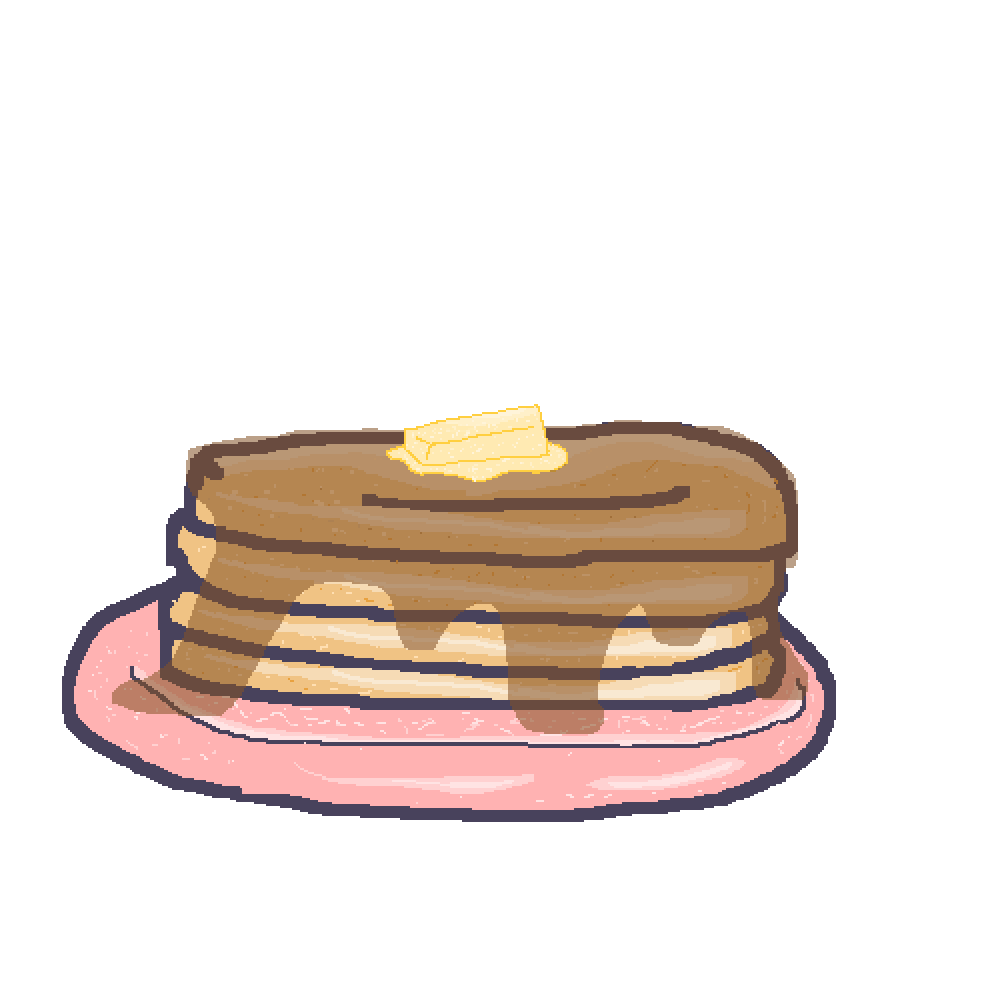 pancakes by wigton