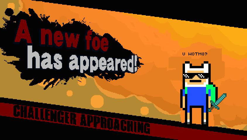 main-image-Finn Joins The Battle!  by DolanDark