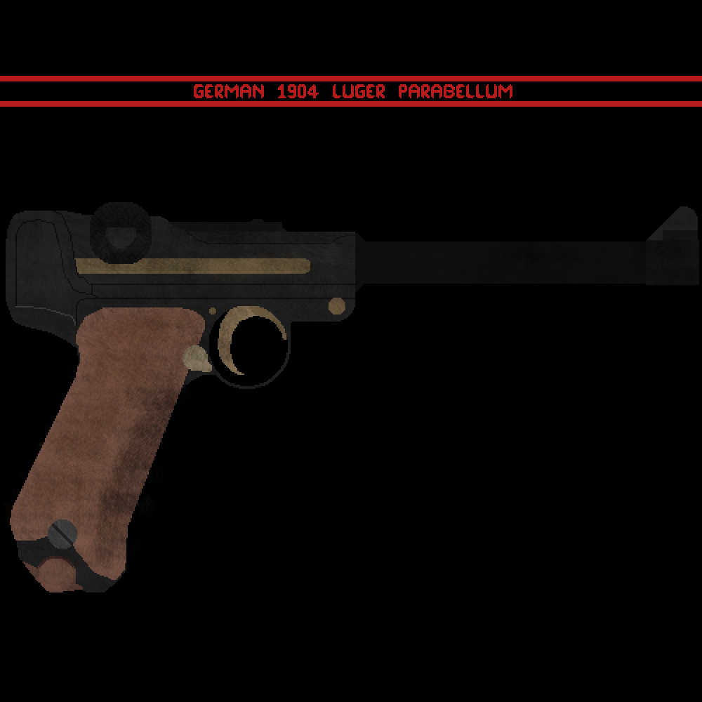 THE LUGER by topwashgod
