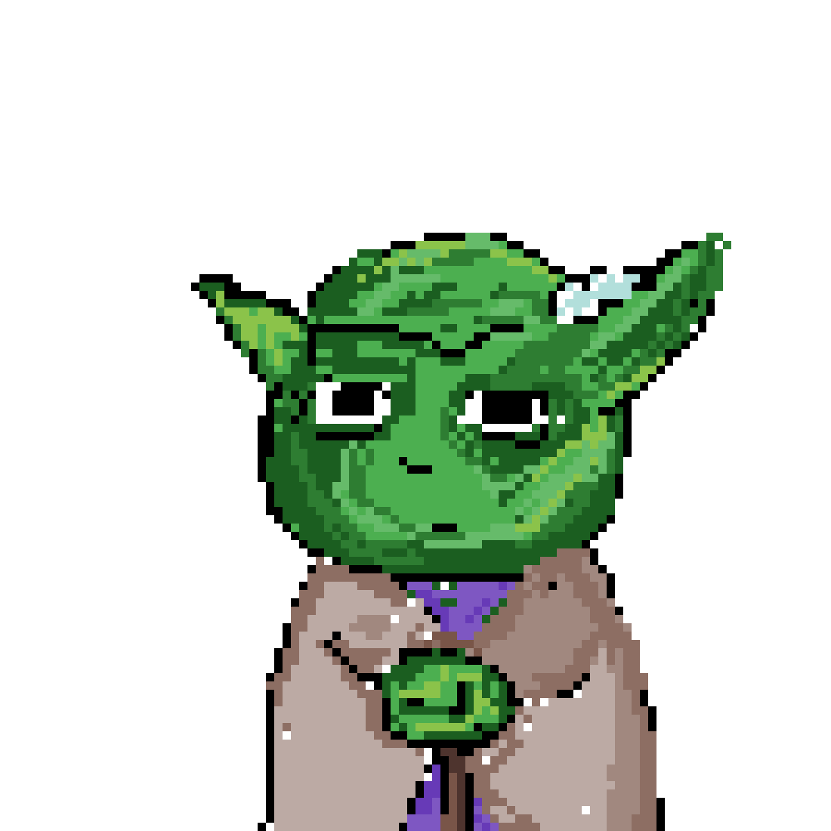 This is Yoda by moonlanesan