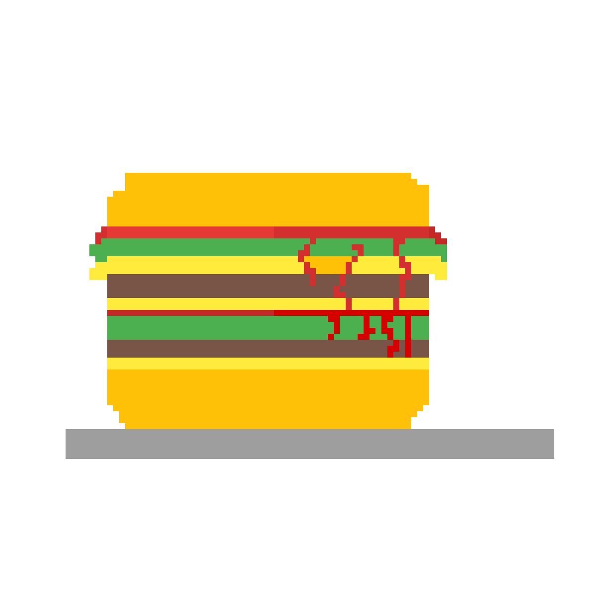 burger by MY-PRATA