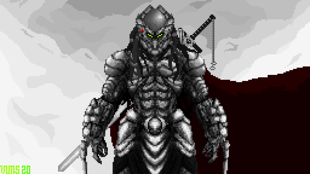 main-image-The Predator Knight  by vims20