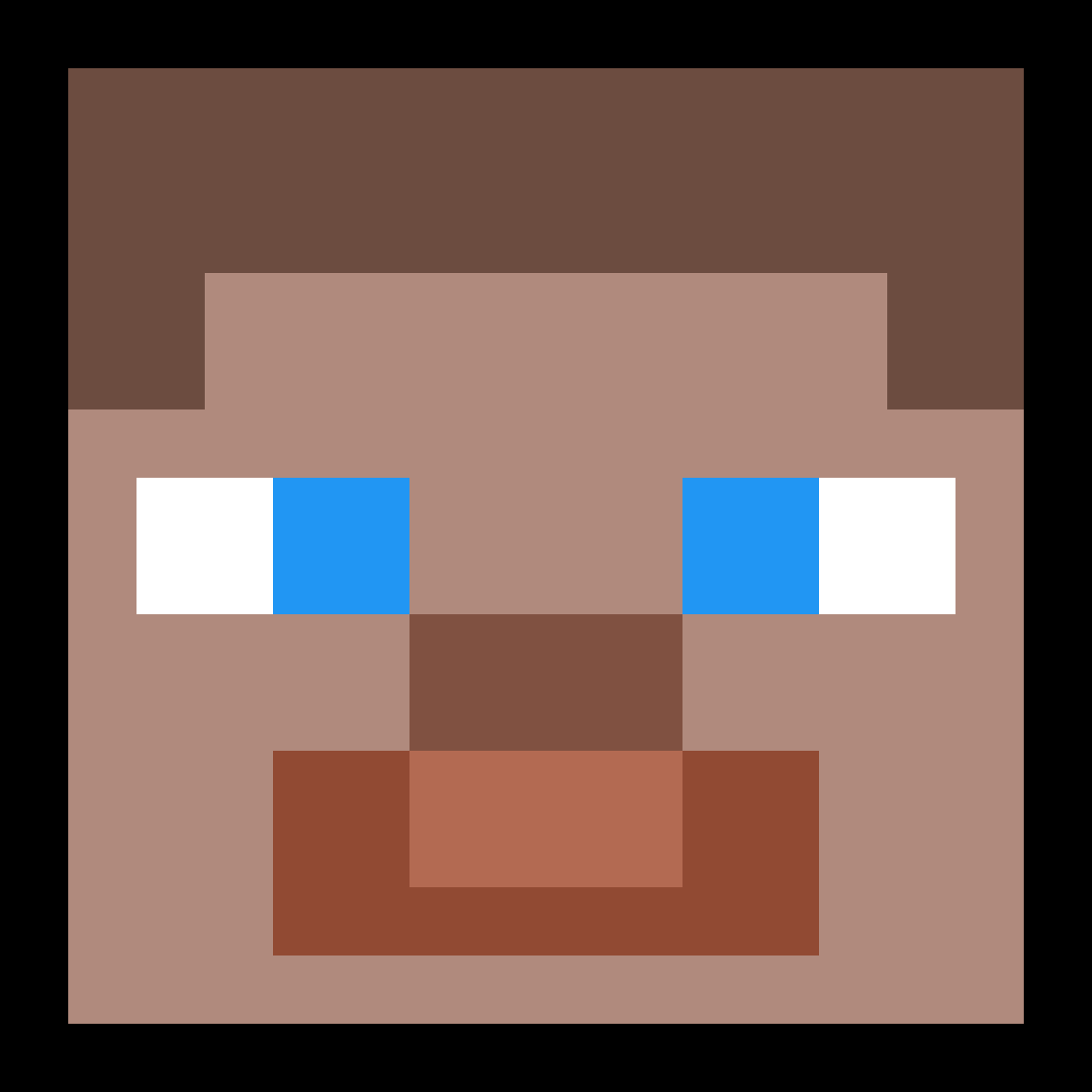 Pixilart Minecraft Steve Face By Minishap233