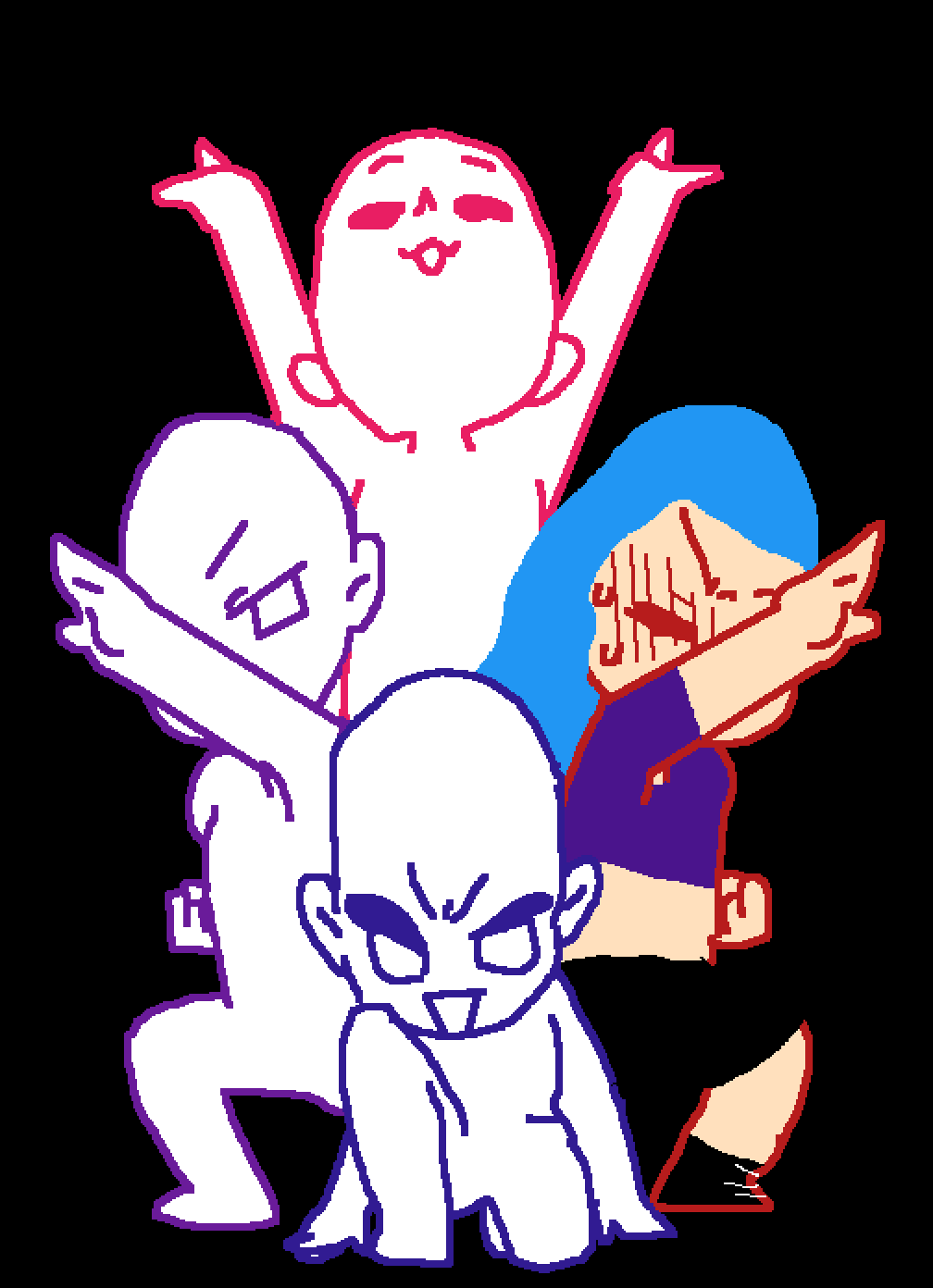 Squad by bobscreation