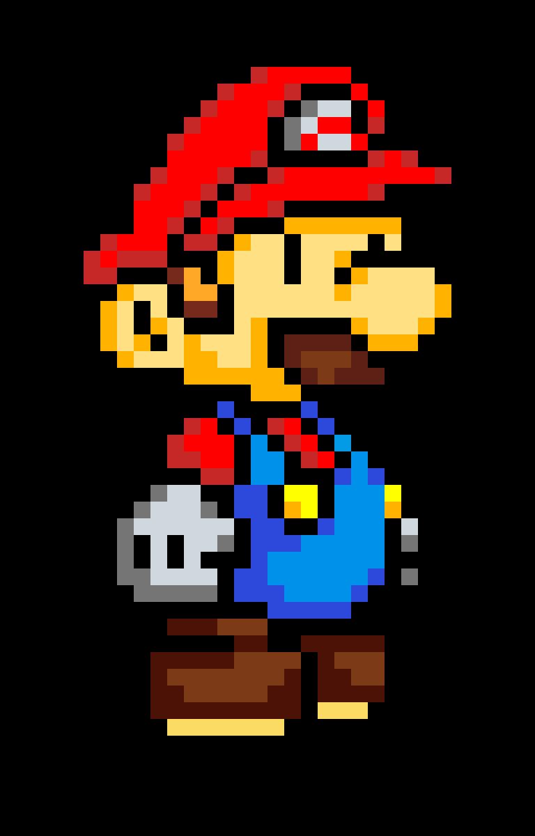 Mario by Phoenix101