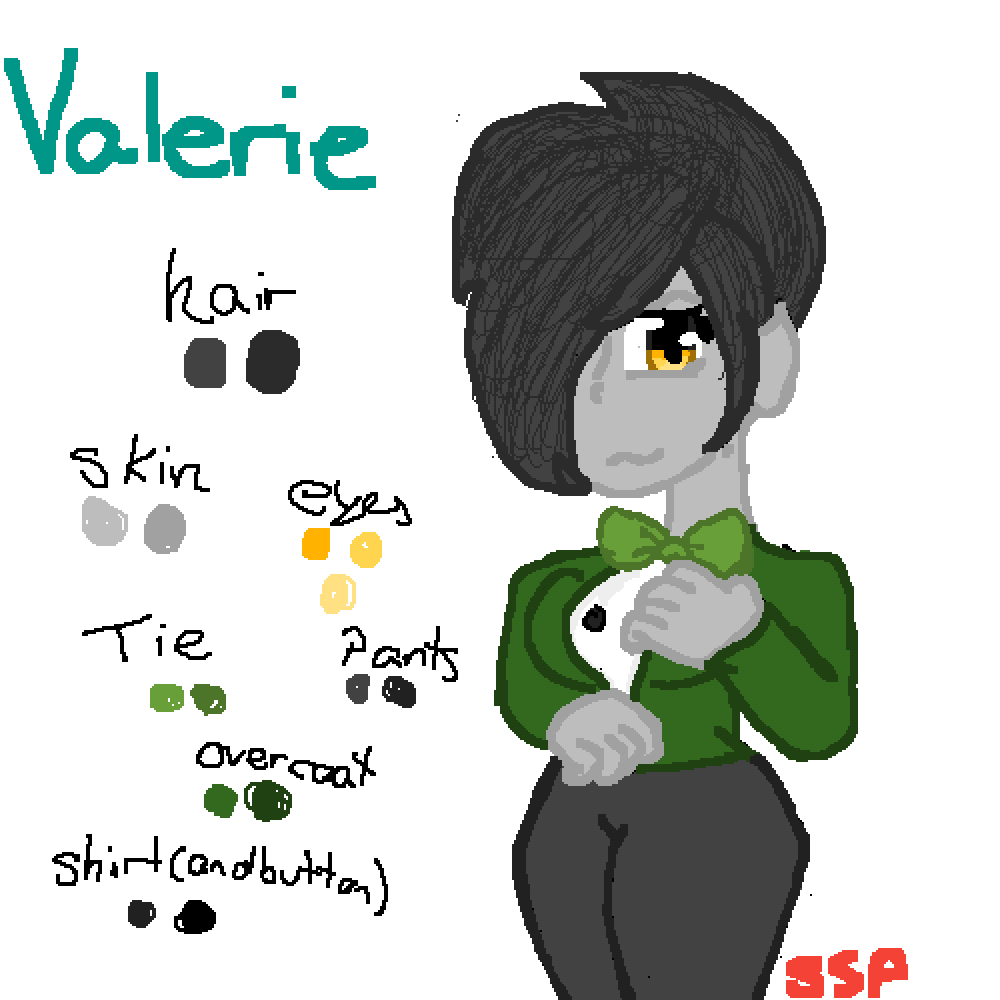 Valerie-My OC by Subwayspeedssp