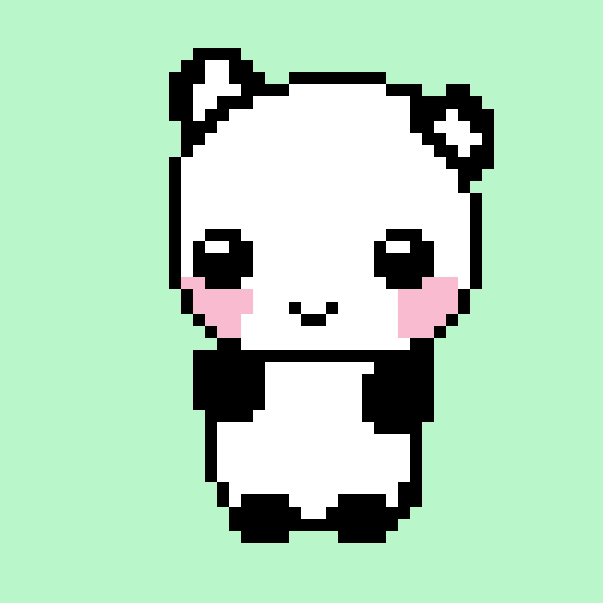 Panda by Indigo-Glitter