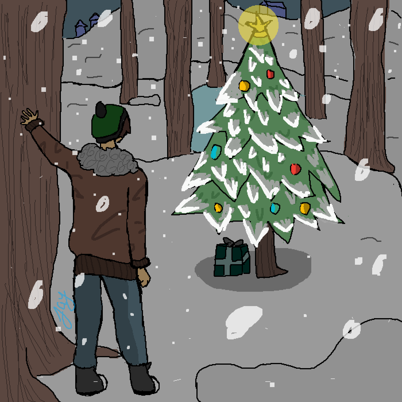 Winter Wonderland  by TsubasaART