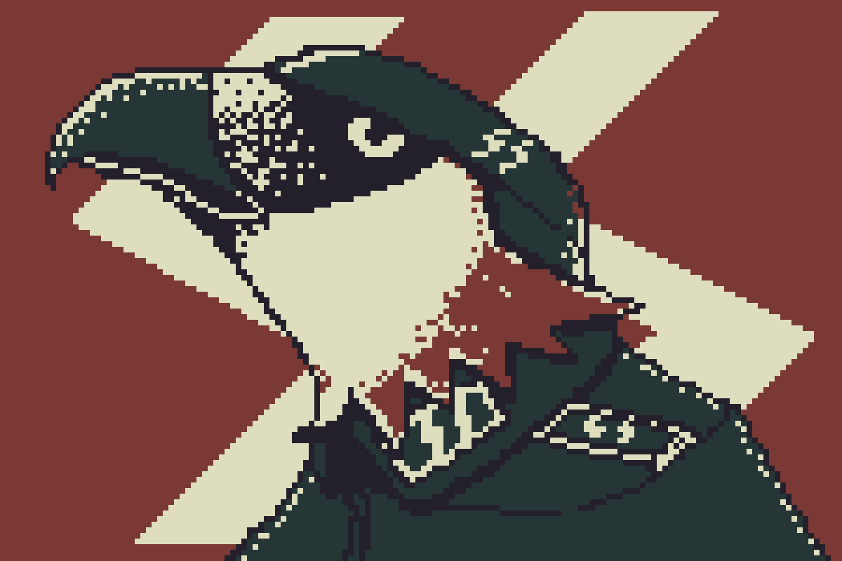 German Waffen SS Eagle by JakeTheAso