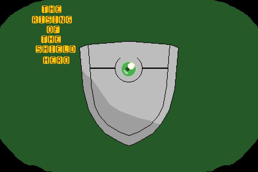 The Legendary Shield from T.R.O.T.S.H by JosephBenavidez