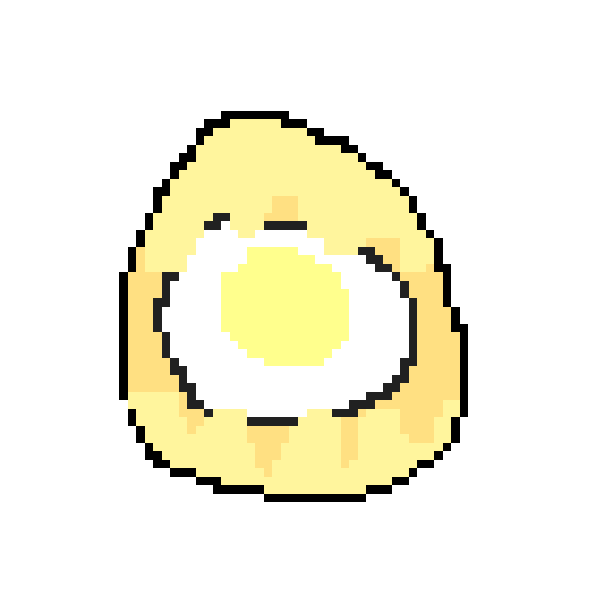 Egg Cat's Egg  (New Species)  by Yueun207