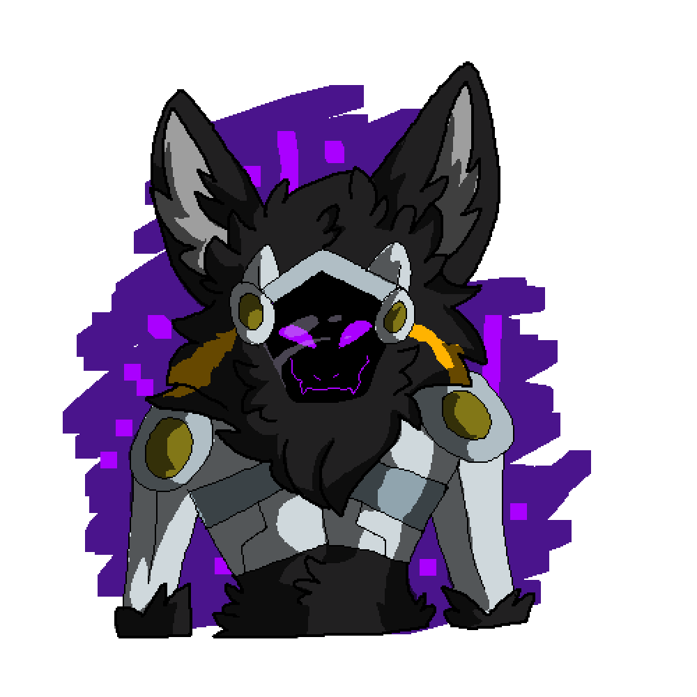 Enigma the Protogen by PowerfulPsychic