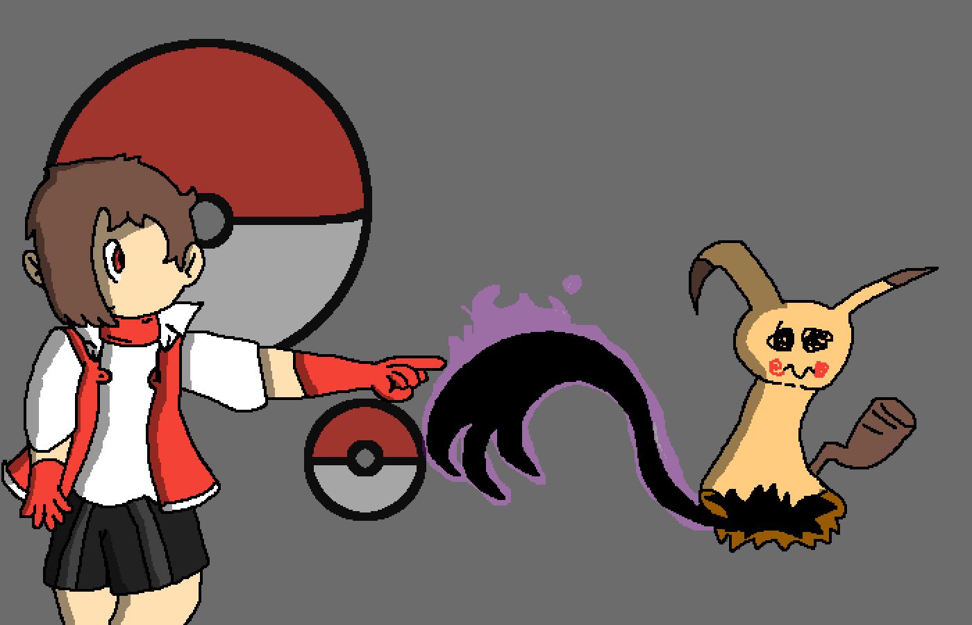 main-image-Pokemon Me.  by Wolfmastersans