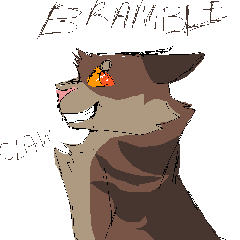 brambleclaw by Thatrandomd0gg0