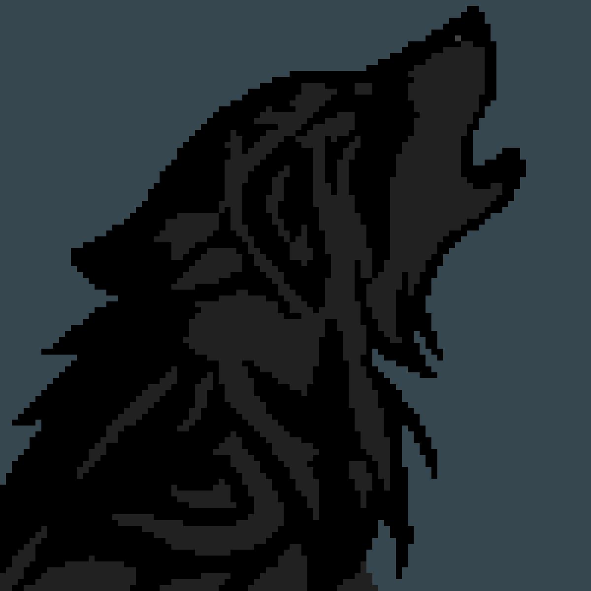 wolf by broadd2511