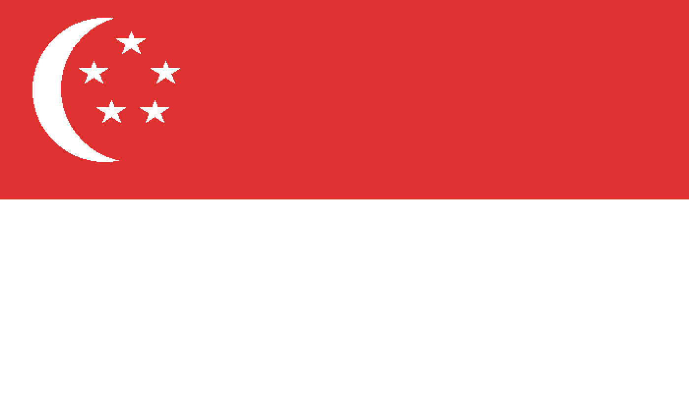Singapore Flag by Brake-At-Flake