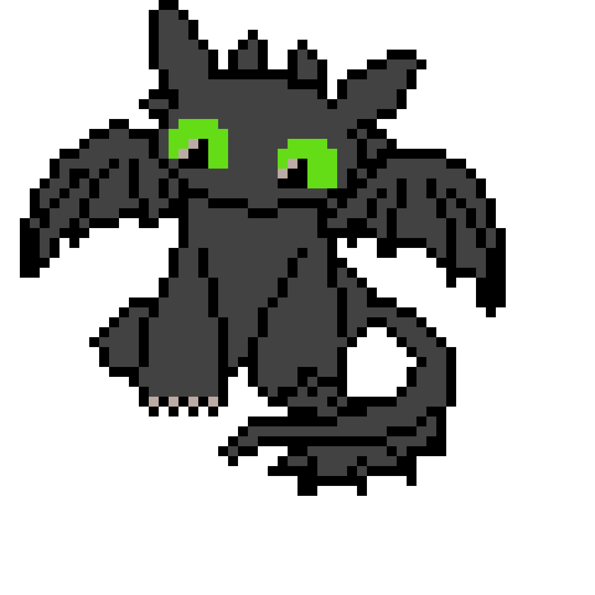 Toothlesss by ChanKing