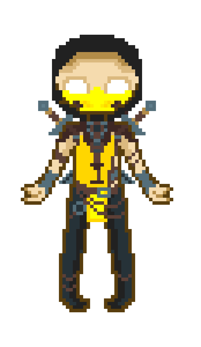 main-image-Scorpion  by BENdrowned15