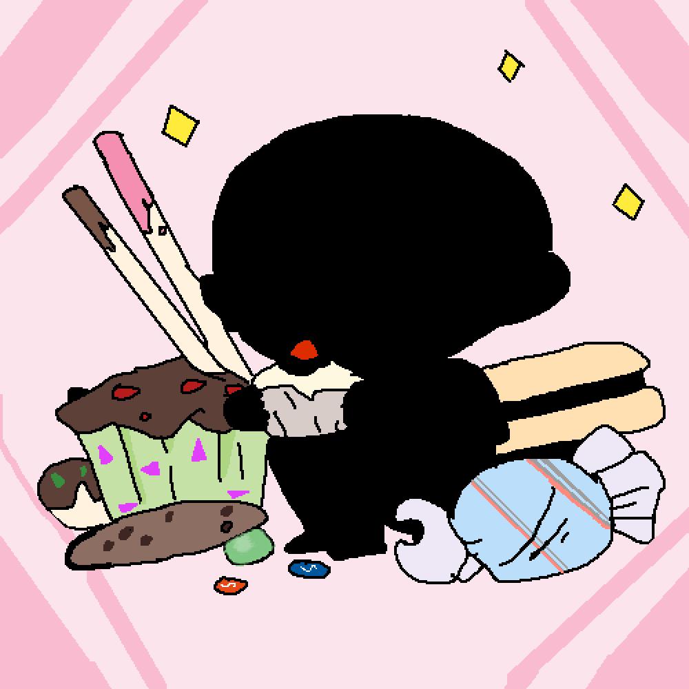 main-image-Drowning in sweets!  by ShounenAiFan421