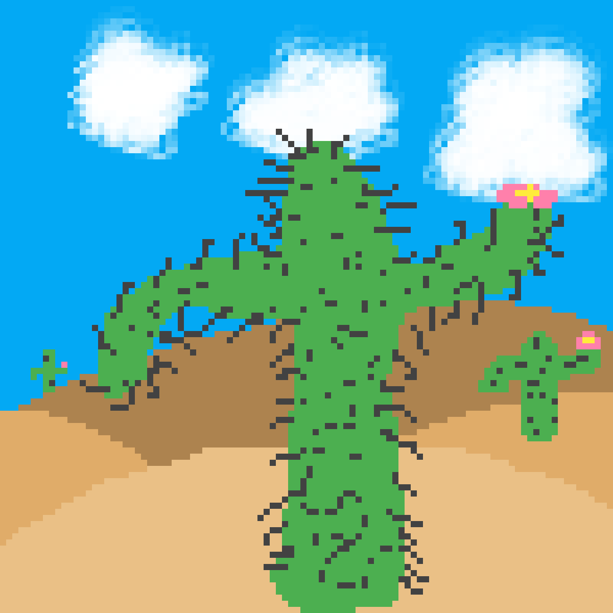 cacti by Walrus64