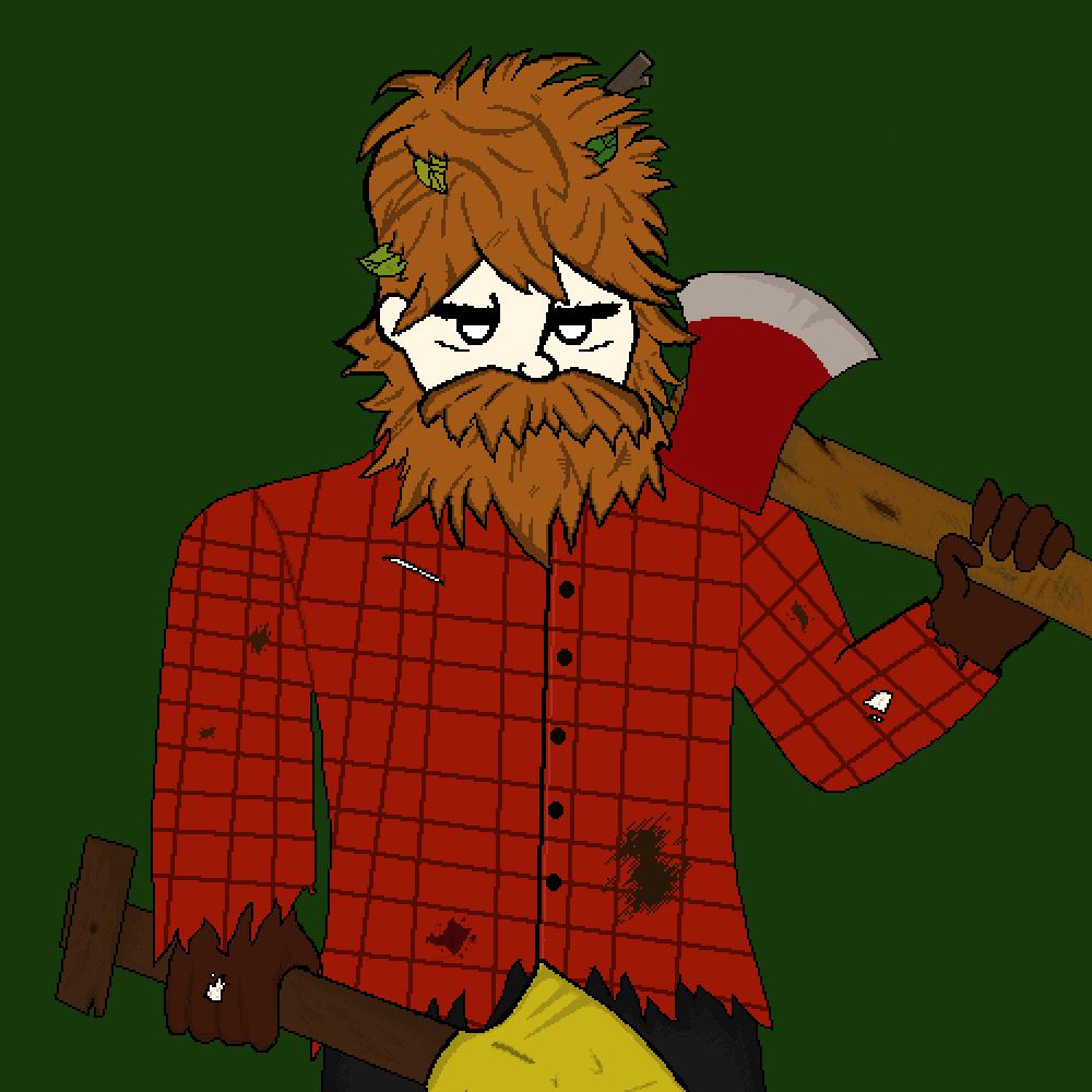Woodie Survivor by SILEX