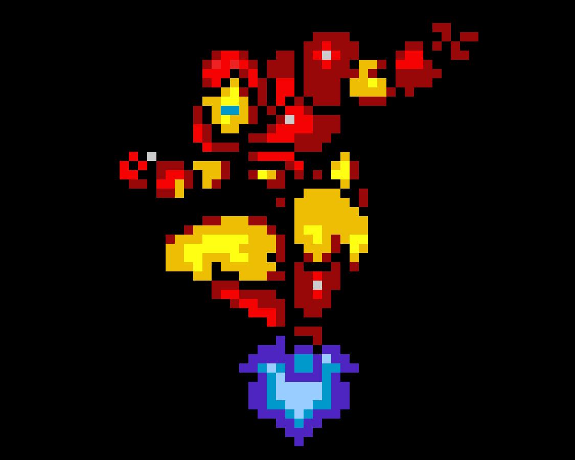 main-image-Iron-Man  by BE83