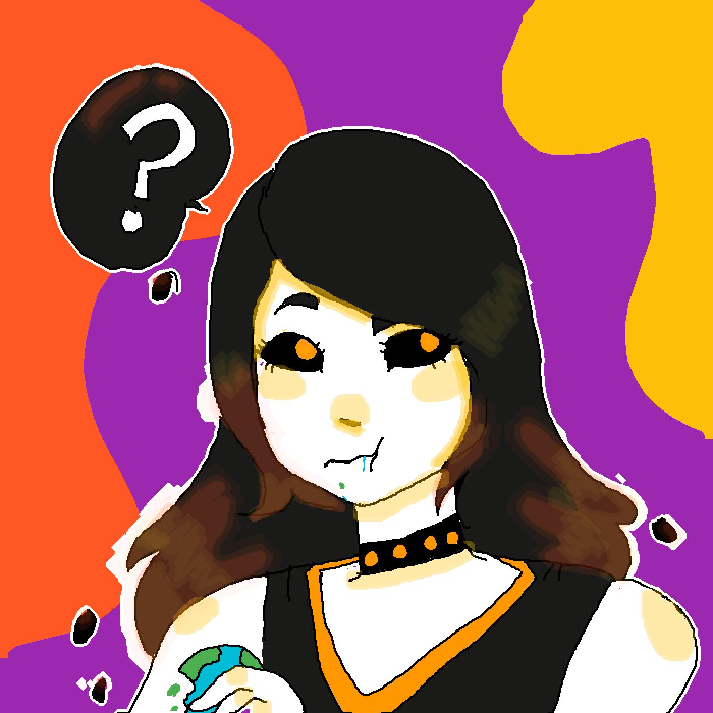 black hole chan by Comic-Freak