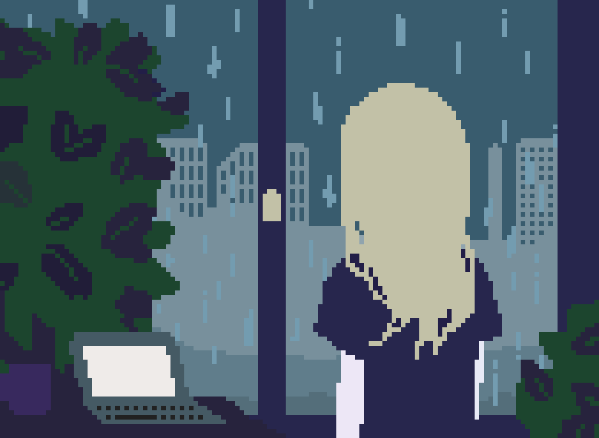 Rainy Day by ROGERS