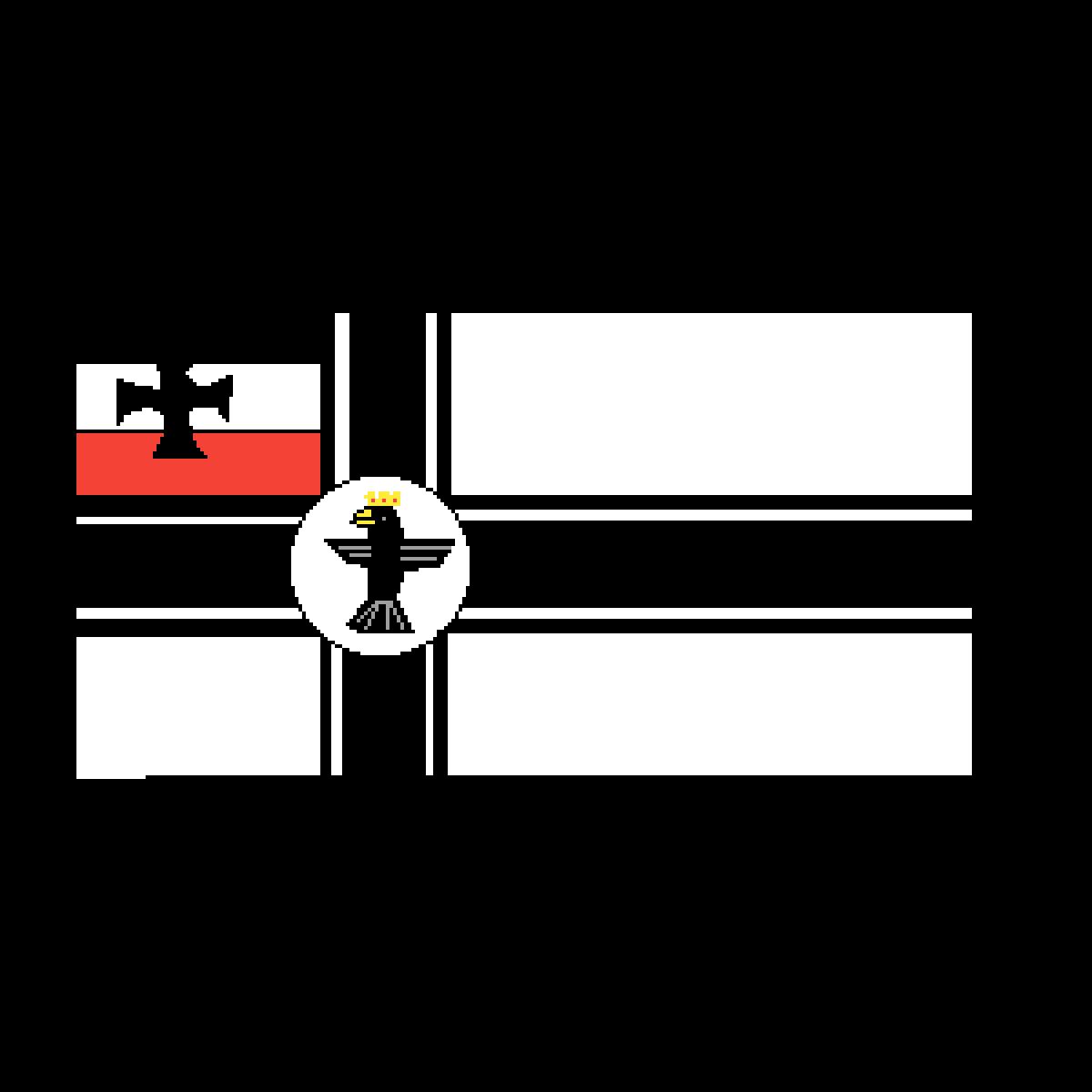 imperial german flag by mum-gay