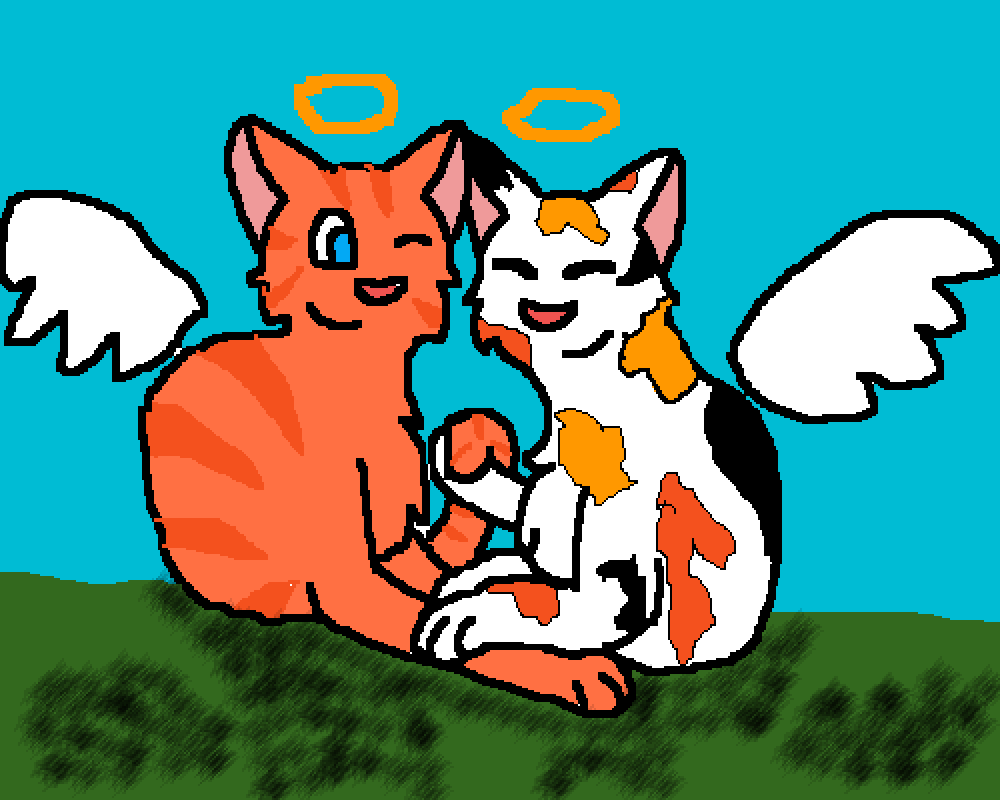 in memory of ollie & cleo