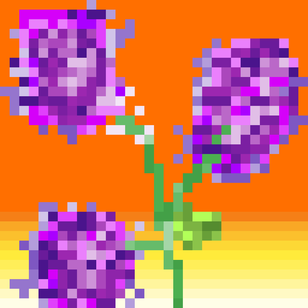 Flowers 1 by Ilovefrogs1234