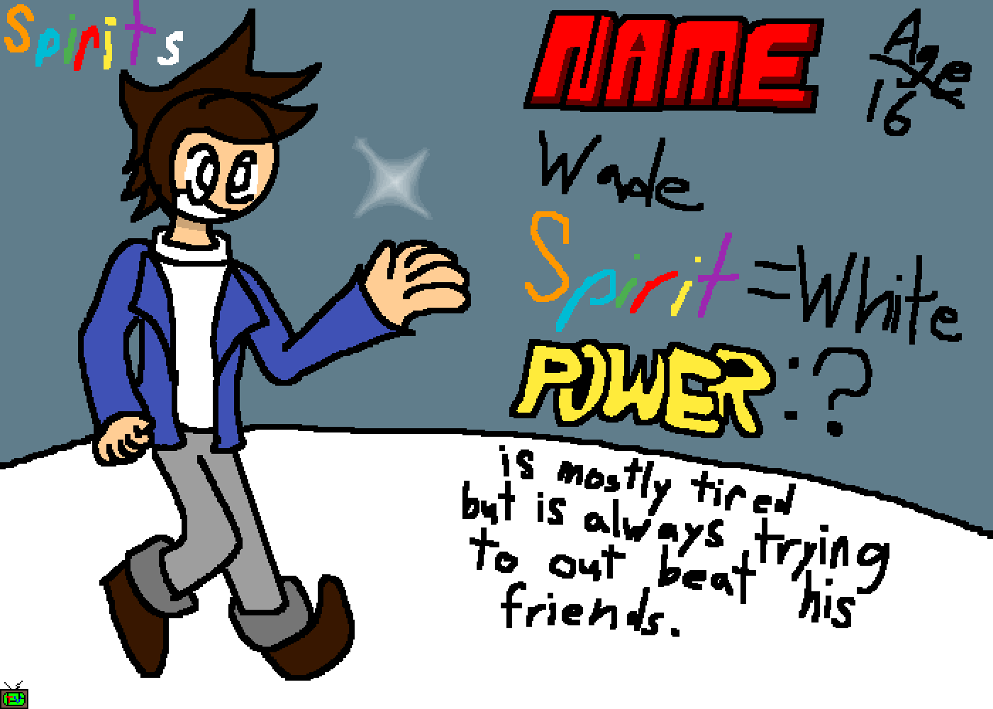 Spirits Wade Bio by Gaming04